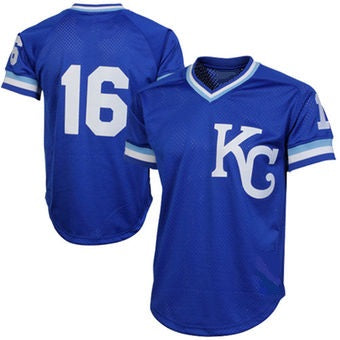 Bo Jackson 1989 Kansas City Royals Throwback Jersey