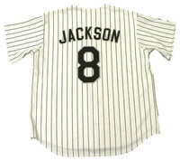 Bo Jackson Chicago White Sox Home Jersey