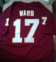 Charlie Ward Florida State Seminoles Football Jersey (In-Stock-Closeout) Size 2XL / 52 Inch Chest