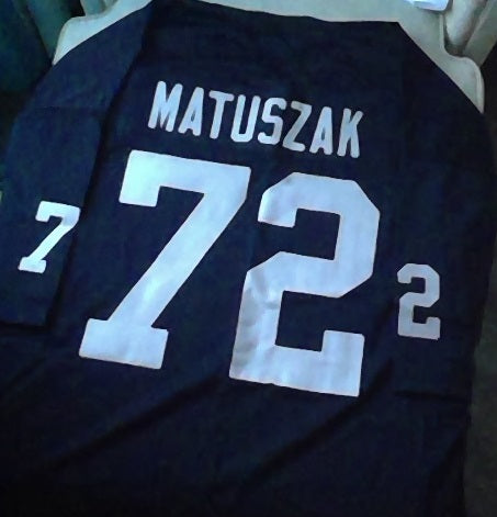 John Matuszak Oakland Raiders Football Jersey (In-Stock-Closeout) Size 6XL / 68 Inch Chest