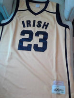 Lebron James St. Mary Irish High School Basketball Jersey (In-Stock-Closeout) Size 2XL / 52 Inch Chest