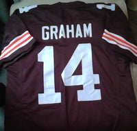 Otto Graham Cleveland Browns Football Jersey (In-Stock-Closeout) Size XL / 48 Inch Chest