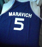 Pete Maravich Daniel High School Heritage Collection Jersey (In-Stock-Closeout) Size 4XL / 60 Inch Chest