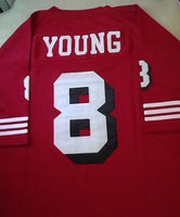 Steve Young San Francisco 49ers Football Jersey (In-Stock-Closeout) Size 3XL / 56 Inch Chest