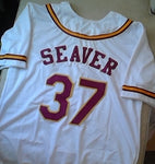 Tom Seaver USC Trojans Baseball Jersey (In-Stock-Closeout) Size Large / 44 Inch Chest
