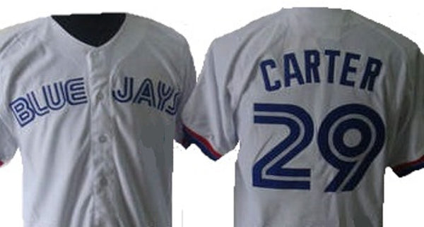 Joe Carter Toronto Blue Jays Home Jersey