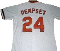 Rick Dempsey Baltimore Orioles Jersey