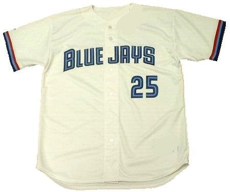 c7a1b2970 Carlos Delgado 2001 Toronto Blue Jays Throwback Jersey – Best Sports Jerseys