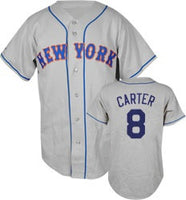 Gary Carter New York Mets Throwback Jersey