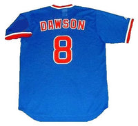 Andre Dawson 1987 Cubs Throwback Jersey