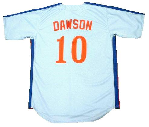 Andre Dawson Expos Away Throwback Jersey