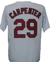 Chris Carpenter St.Louis Cardinals Jersey