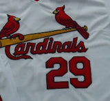 Chris Carpenter St.Louis Cardinals Baseball Jersey
