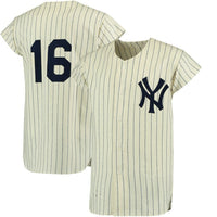 Whitey Ford New York Yankees Throwback Jersey