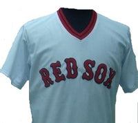 Carlton Fisk Boston Red Sox Vintage Jersey