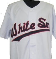 Carlton Fisk Chicago White Sox Vintage Jersey