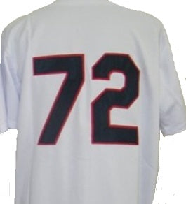 Carlton Fisk Chicago White Sox Vintage Style Jersey