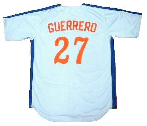 Vladimir Guerrero Expos Away Throwback Jersey