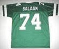 Abdul Salaam New York Jets Throwback Football Jersey