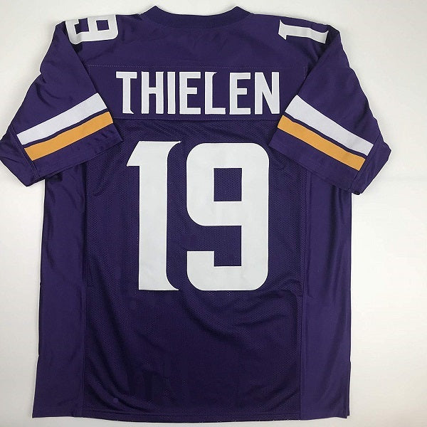 Adam Thielen Minnesota Vikings Football Jersey