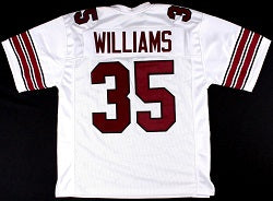 Aeneas Williams Arizona Cardinals Throwback Football Jersey