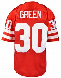 Ahman Green Nebraska Cornhuskers College Football Jersey