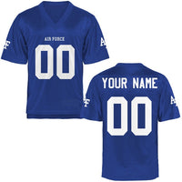 personalized air force football jersey