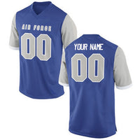 Air Force customizable football jersey