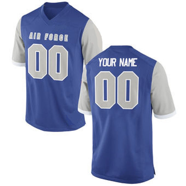official photos fc556 840c0 Customizable College Style Football Jerseys – Best Sports ...