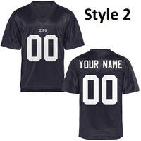 Customizable Akron Zips Football Jersey