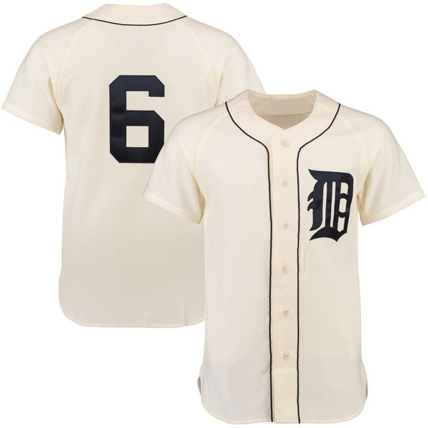 Al Kaline 1968 Detroit Tigers Throwback Jersey