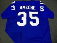 Alan Ameche Baltimore Colts Throwback Football Jersey