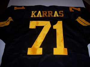 Alex Karras Iowa Hawkeyes College Jersey