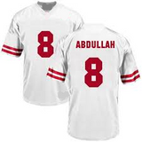 Ameer Abdullah Nebraska Cornhuskers College Football Throwback Jersey