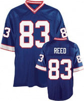 Andre Reed Buffalo Bills Throwback Football Jersey