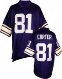 Anthony Carter Minnesota Vikings Throwback Football Jersey