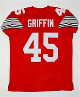 Archie Griffin Ohio State Buckeyes College Throwback Jersey
