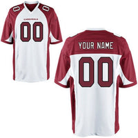 Customizable Cardinals Pro Style football Jersey