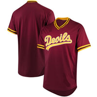 Customizable Sun Devils Baseball Jersey