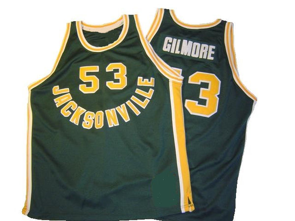Artis Gilmore Jacksonville University Throwback Jersey