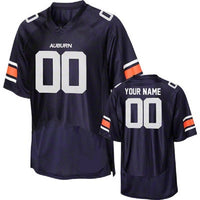 Customizable Auburn Tigers Football Jersey