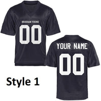 BYU Cougars Customizable Football Jersey