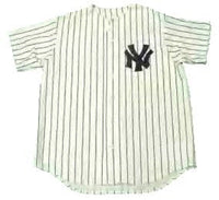 Babe Ruth New York Yankees Throwback Jersey