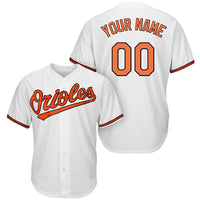 Customizable Baltimore Orioles Jersey