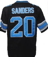 Barry Sanders Lions Throwback Jersey