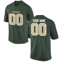 Customizable Baylor Bears Football Jersey
