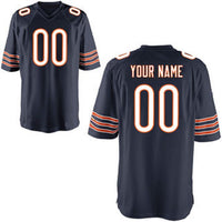 Customizable Chicago Bears Pro Style Football Jersey