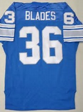 Benny Blades Detroit Lions Throwback Jersey