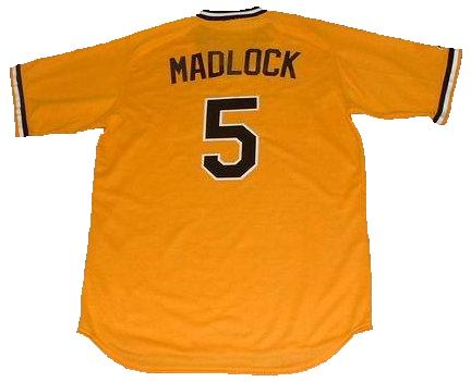 Bill Madlock 1979 Pirates Throwback Jersey