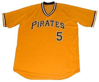 Bill Madlock 1979 Pittsburgh Pirates Jersey